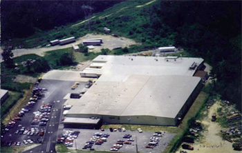 Pyramid Mouldings - Our manufacturing plant at Georgia