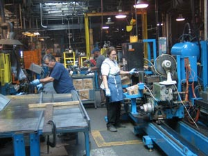 Lean Manufacturing Unit